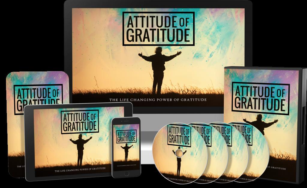 Attitude of Gratitude PLR