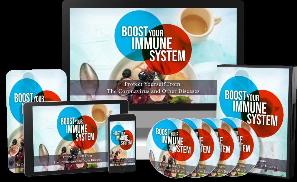 Boost your immune system-PLR