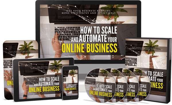 How-to-Scale-And-Automate-Your-Online-Business-PLR