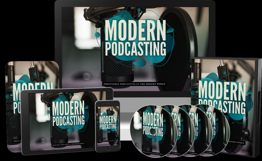 Modern Podcasting PLR