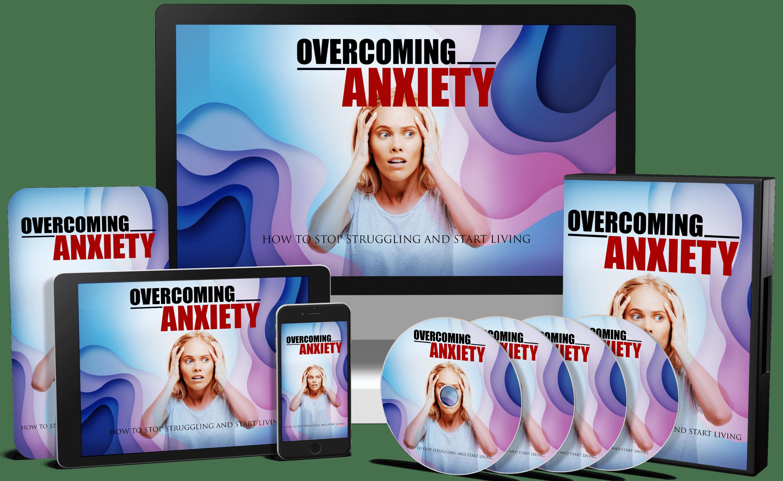 Overcoming Anxiety PLR