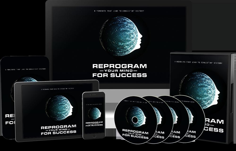 Reprogram Your Mind For Success PLR