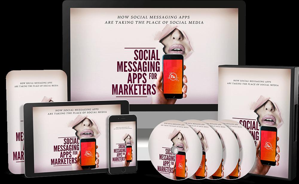 Social-Messaging-Apps-For-Marketers-PLR