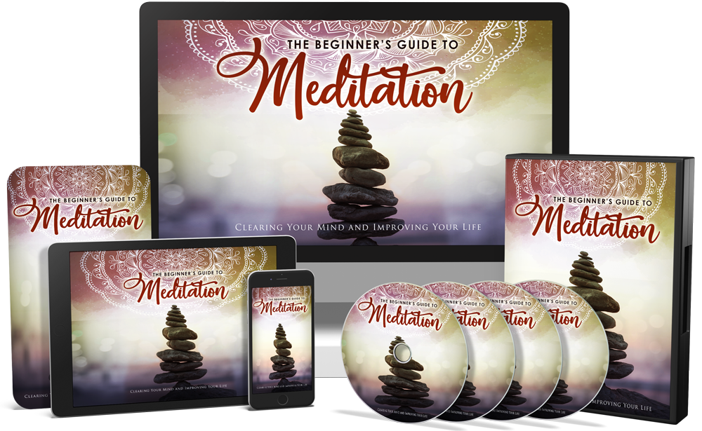 The Beginners Guide To Meditation PLR
