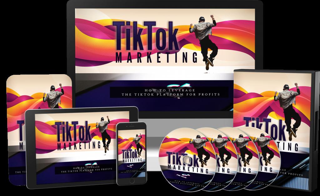 TikTok Marketing PLR