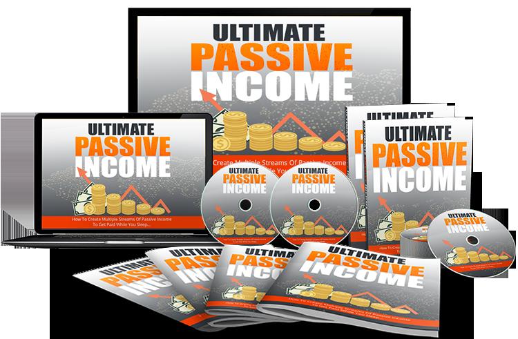 Ultimate Passive Income PLR