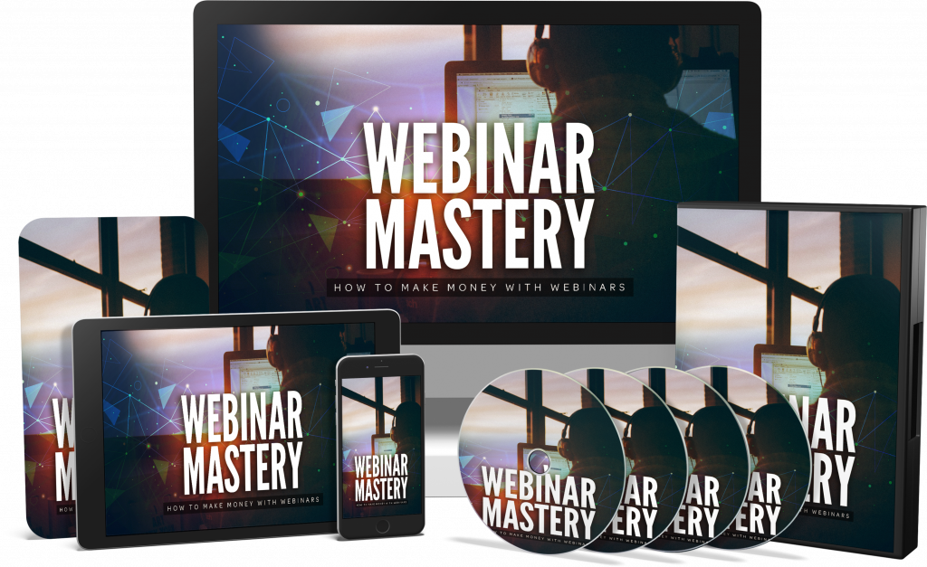 Webinar Mastery-PLR