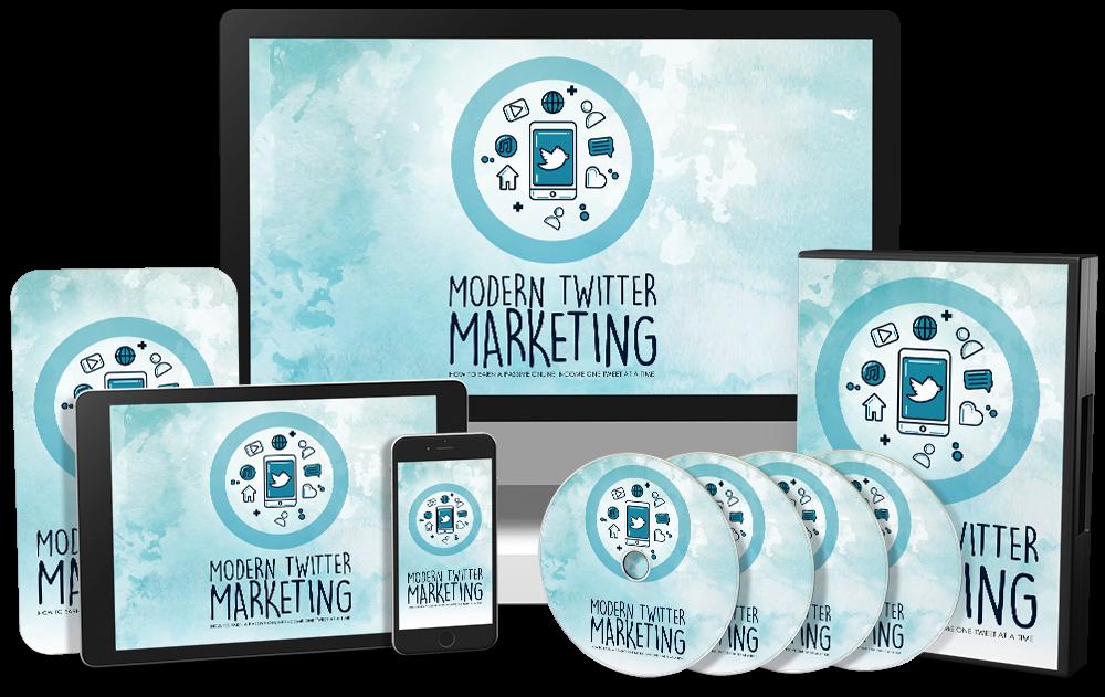 Twitter marketing PLR