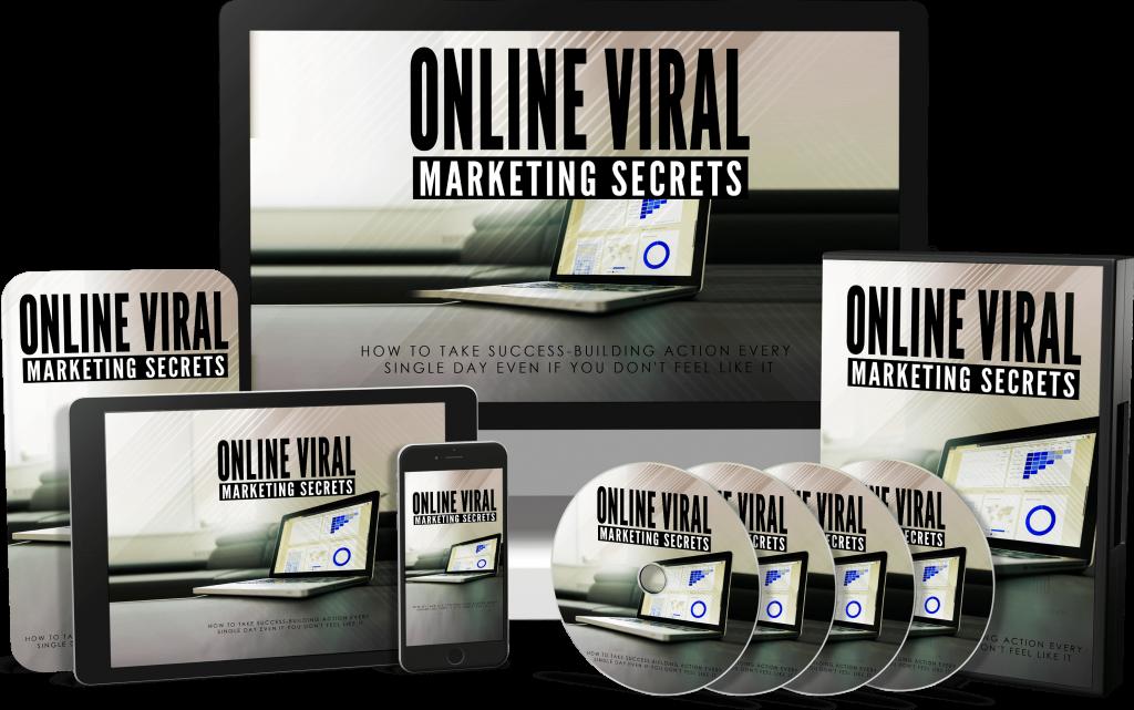 online viral marketing secrets PLR