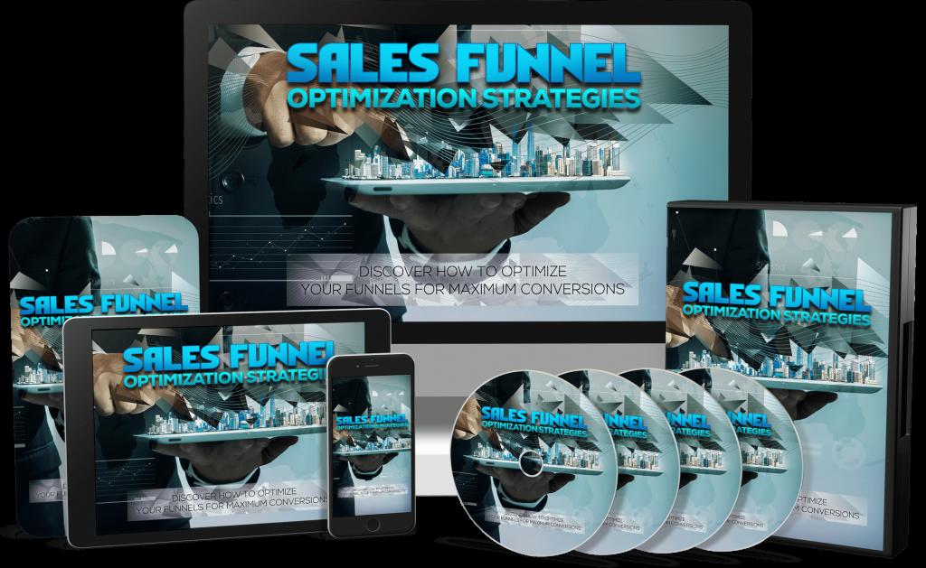 sales funnel optimization strategies PLR