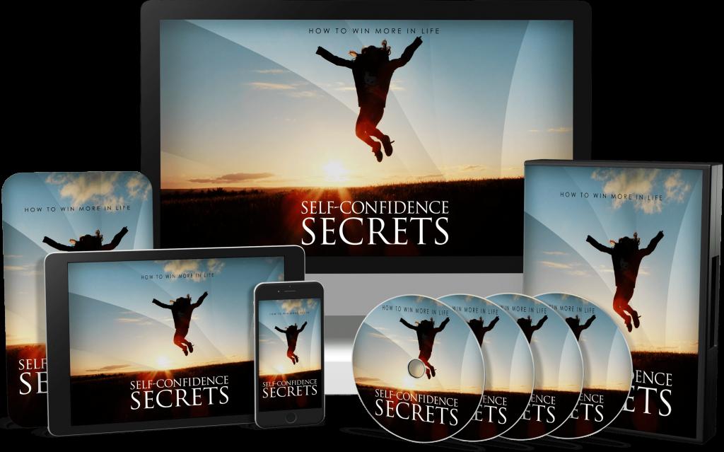 self confidence secrets PLR